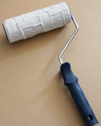 rola decorativa beton amprentat